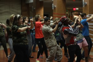 Prince of Peace Wounded Warrior Dance