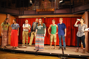 Franciscan University: The Musical
