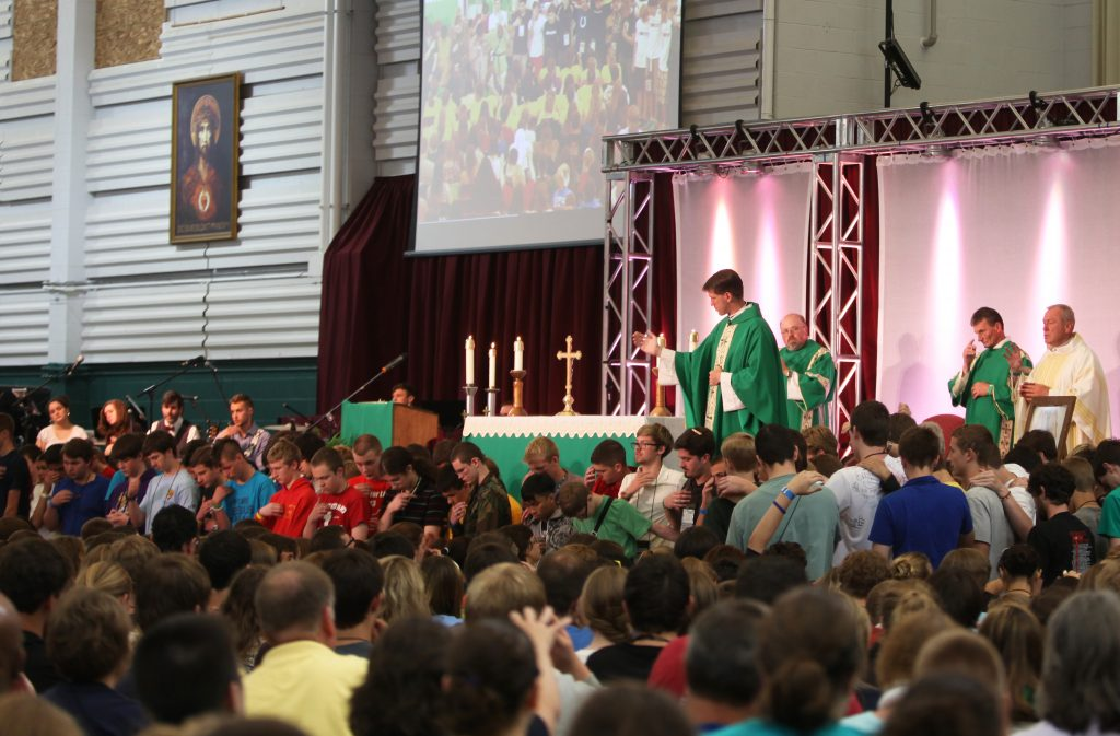 Main Campus, Youth Conference 2013. Photo FUS provided.