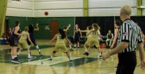 Lady Barons vs. Penn-State Behrend