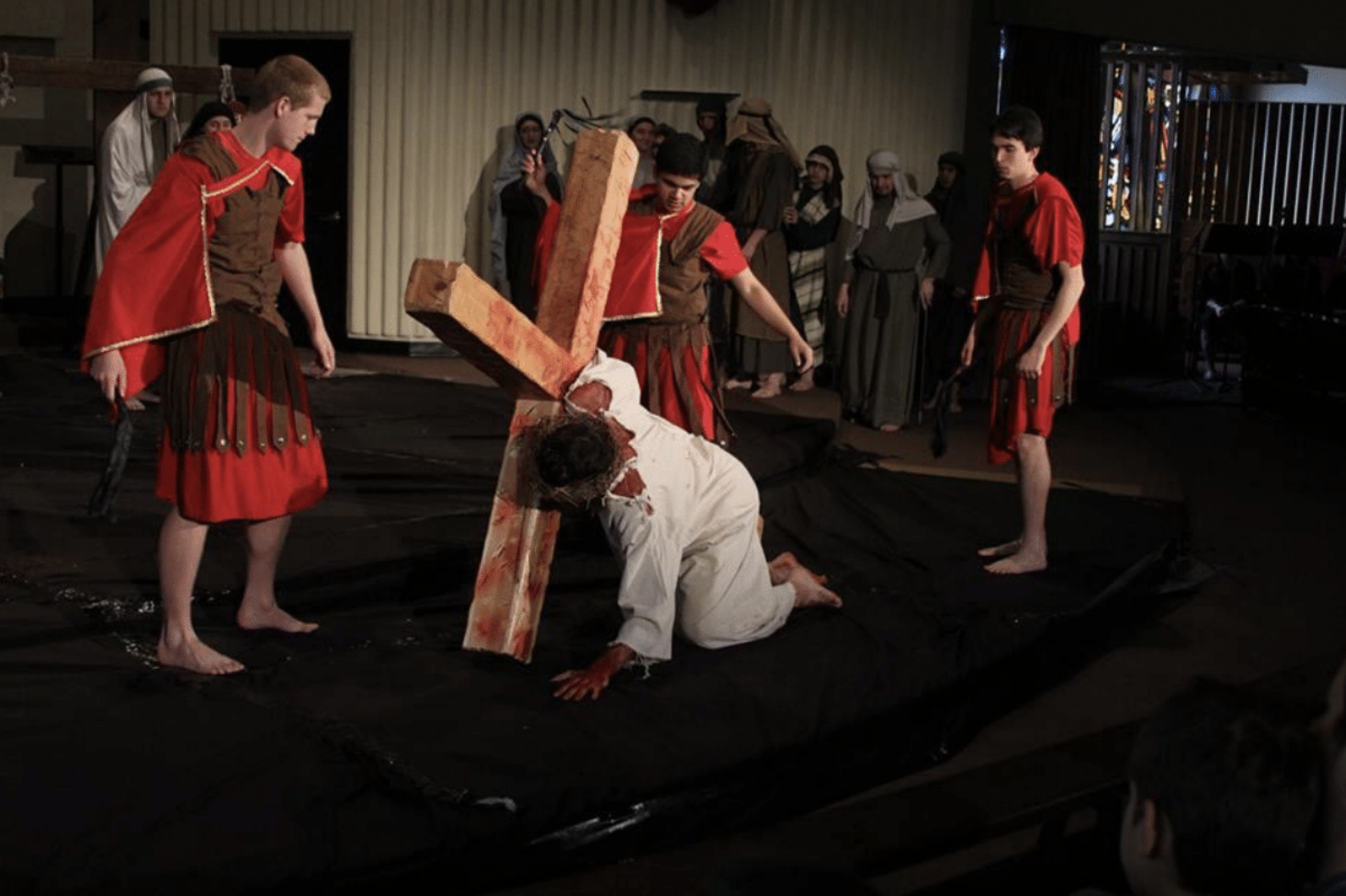 Chapel Ministry prepares to bring the Way of the Cross to