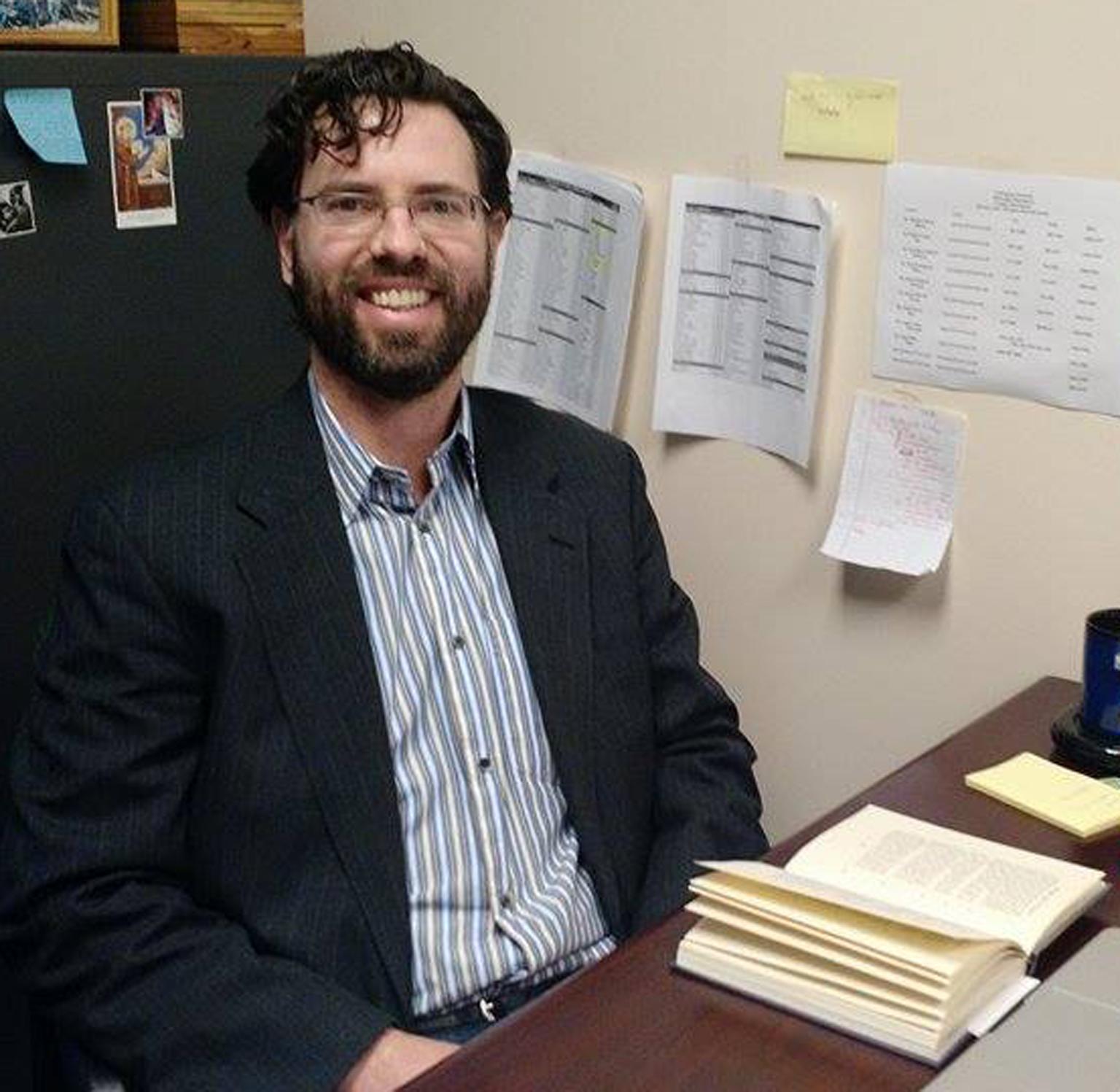 Dr. Alex Plato
