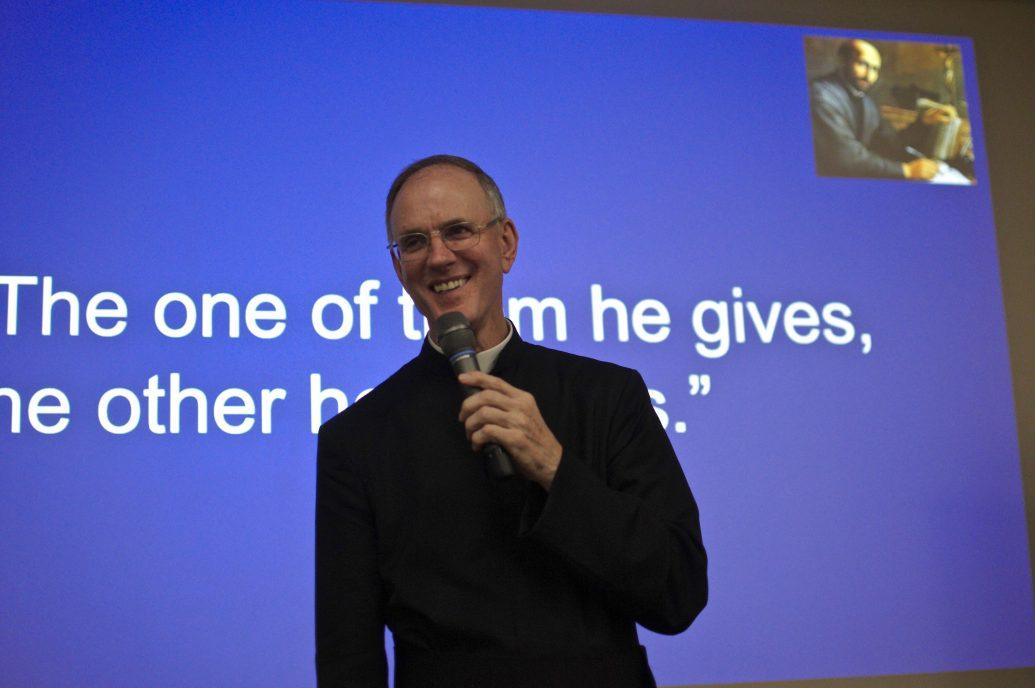 Fr. Timothy Gallagher
